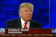 Donald Trump Won't Back Gay Marriage 'Cause It Gives Him The Heebie Jeebies