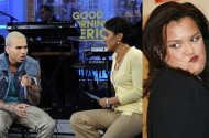 Rosie O'Donnell v. Robin Roberts: 2 Lesbians Battle For Chris Brown's Soul