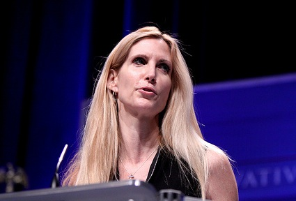 BREAKING: Ann Coulter Appearing On A-List Dallas. Also: Oceans Turn To Blood, First Born Die