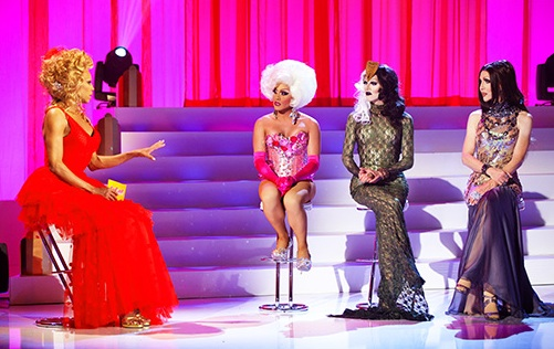 Inside The Taping Of The Drag Race Finale. (Hint: Everybody Wins)