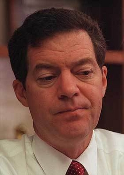 Brownback Won't Back Down on Gays