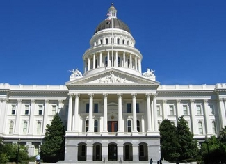 Cali. Assembly Passes Gay Nups.