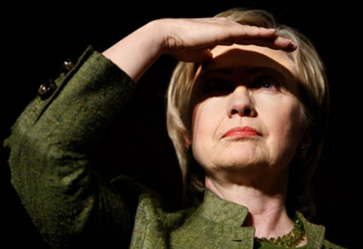 Hillary Looks For Way Around Telling Past