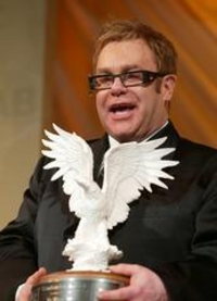 NAB Honors AIDS Fighting Elton