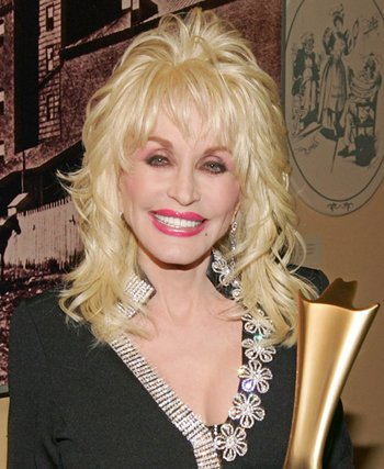 Dolly Honored To Be Honored