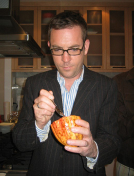 Ted Allen Digs Into 'Top Chef'