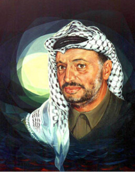 Palestinians Come Clean On Gay Arafat's AIDS Death