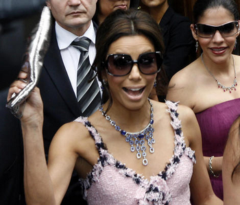 Happy Endings: The Day Eva Longoria Got Married