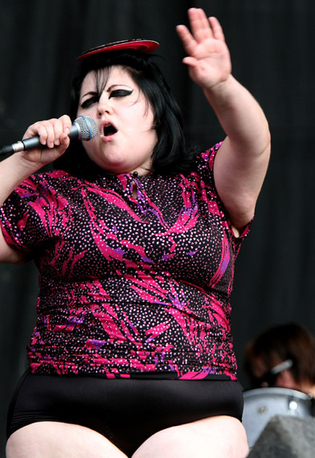 Beth Ditto's All Woman