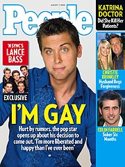 Breaking: Gay Celebs Are Gay!