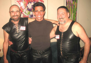 Mark Leno Looks For Leather Vote