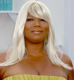 Queen Latifah Bobs, Weaves Gay Questions