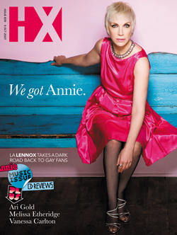 Annie Lennox Baffled By Remixes
