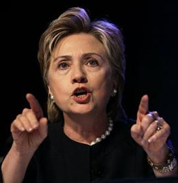 Hillary Clinton Squashes Unflattering GQ Article
