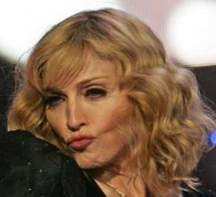 Madonna Blows Off Anna Wintour