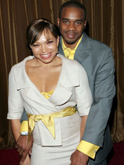 Tisha and Duane On Gay Rumors