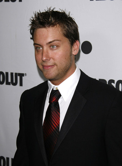 Lance Bass Has Anger Issues