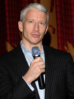 Anderson Cooper Needs Some R&R
