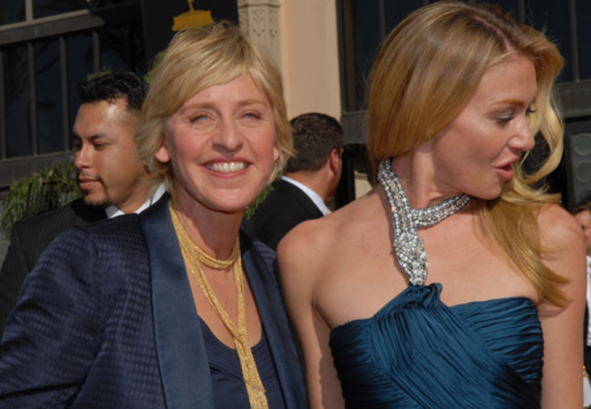 Ellen and Portia Headed To Splitsville?