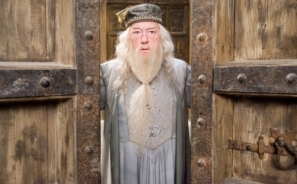 JK Rowling Lets Dumbledore Come Out