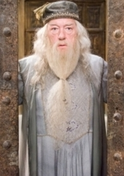 Recloset Gay Dumbledore?