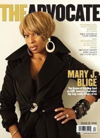 Mary J Gets Down With The Gays