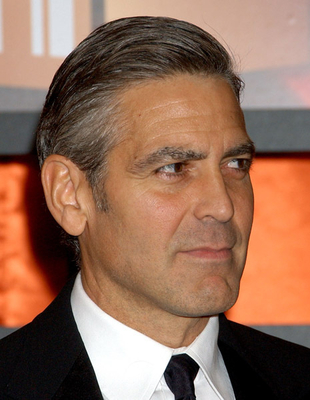 George Clooney's Got Claws, Teeth