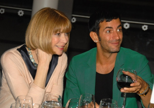 Anna Wintour Gets Wild With Marc