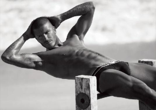 New Becks Ad, Bulge