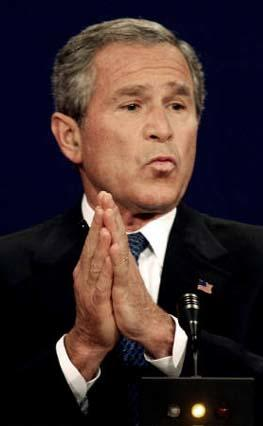 Why Gays Should Love Bush