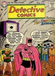 Probing Gay Batman