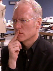 Tim Gunn Dissing New Runway?