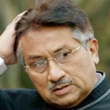 Musharraf Out!