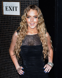 No Respect For Lohan