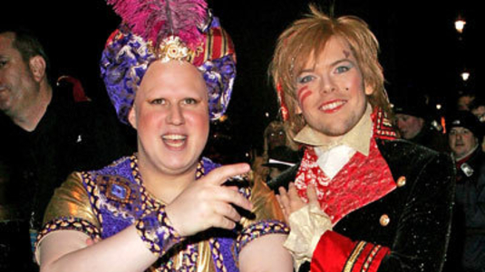 Matt Lucas Divorce Nearly Done