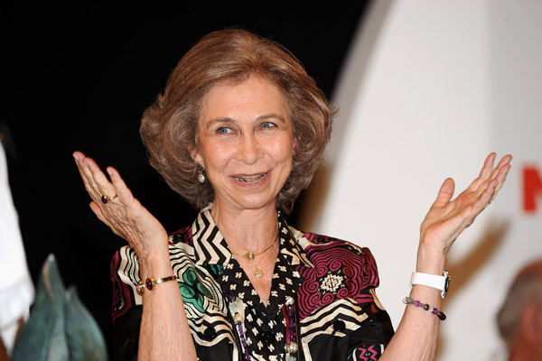 "Spain's Queen Sofia Not About ""Those People,"" Also Known As The Gays"