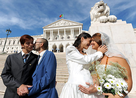 ... Institute at UCLA Law School says that Connecticut's same-sex marriage ...