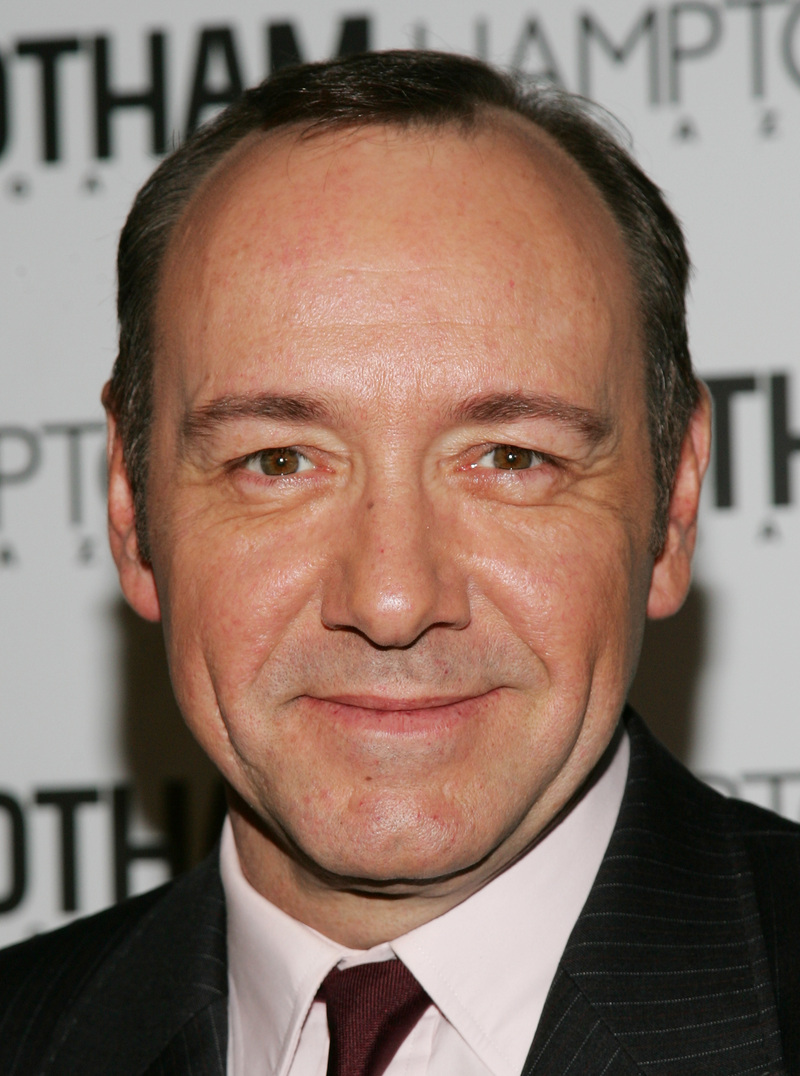 ... where he was auctioning off a date with himself, Kevin Spacey spoke out ...