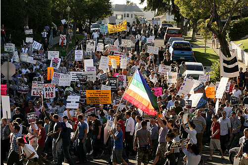 'The Second Stonewall': Five Days of Protest in California