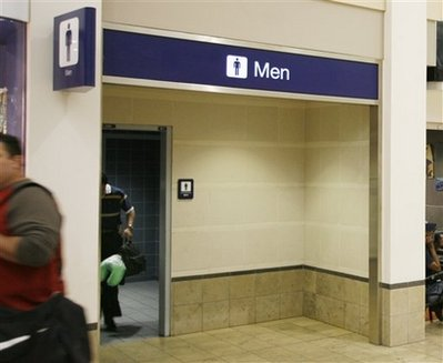 Just Like the Senator, Larry Craig's Restroom No Longer Popular