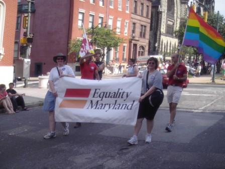 "Maryland Gay Rights Group on ""Terrorist List"""