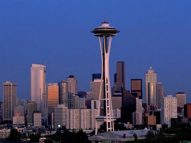 After Hoisting Gay Pride Flag, Seattle Space Needle May Go Back in the Closet