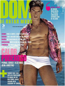 Sexy Underwear Models Kill DOM Magazine (Again, Again)