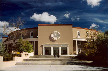 Domestic Partner Bill Heads to New Mexico Senate