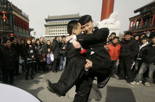 Does China's Emphasis on Marriage Make It More Hospitable to Gay Weddings Than America?