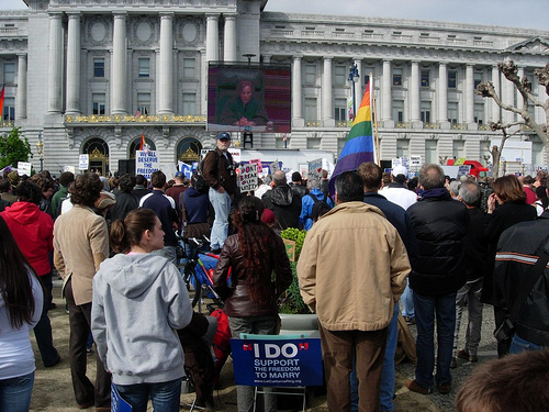 In Prop 8 Hearing, Justices Look For Solutions Beyond the Bench