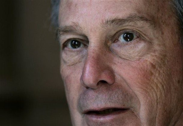 Bloomberg Wants Gay Marriage. Too Bad