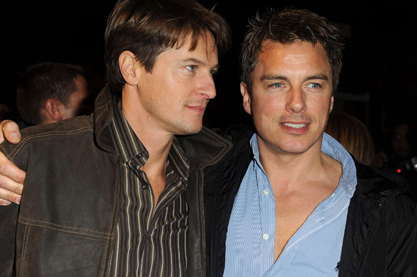 Kiss Me, Barrowman