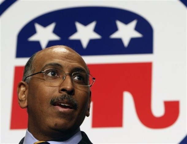 Civil Rights Beneficiary Michael Steele Refuses to Dignify Gay Marriage