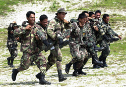Gays in the Philippine Military: Welcomed With Open Arms?